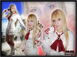 Cosplay, Tekken 5 Dark Ressurection, Lili